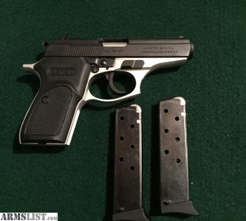 For Sale/Trade: Bersa Thunder .380 with 2 factory Mags