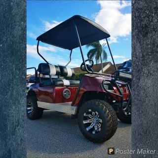 BMK Golf Carts