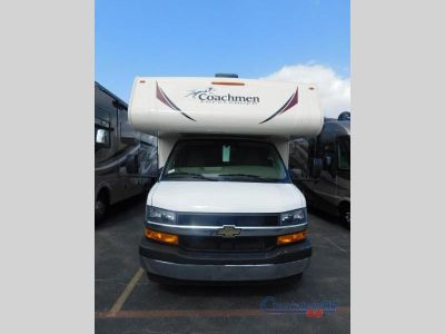 2019 Coachmen Rv Freelander 27QB Chevy 4500