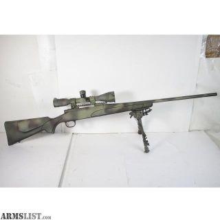 For Sale: Remington Model 700 LH .270 WIN Bolt Action Rifle