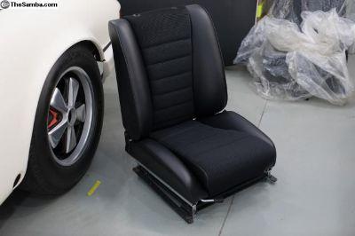 1968 Recaro Sport Seat