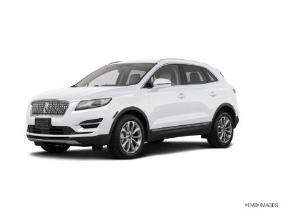 2019 Lincoln MKC Select (White Platinum Metallic Tri-Coat)