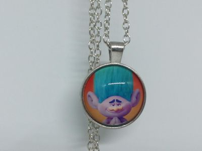 Brand new troll necklace