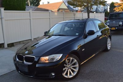 2011 BMW MDX 328i xDrive (Jet Black)
