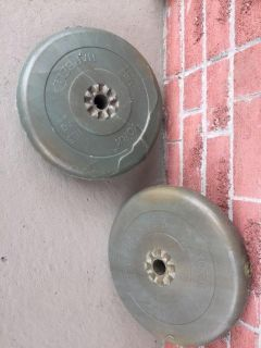 25lbs Weights