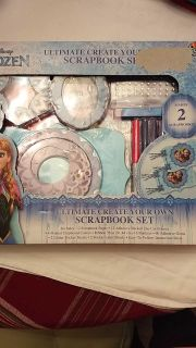 Ultimate Create Your Own Scrapbook set