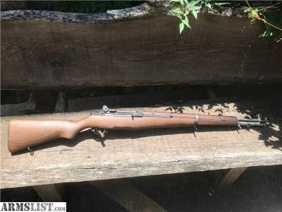 For Sale: Springfield Armory M1 Garand