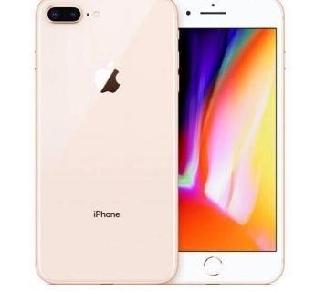 iPhone 8 Plus Rose Gold with Case - AT&T