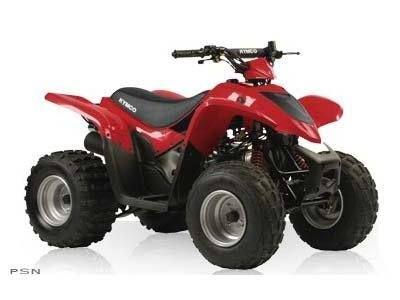 2011 Kymco Mongoose 90 R Sport ATVs Talladega, AL
