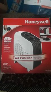 Two Position Heater