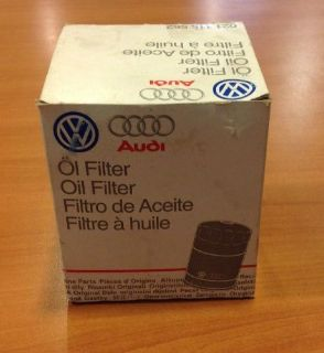 Buy Volkswagen Oil Filter motorcycle in Saint Paul, Minnesota, United States, for US $10.95