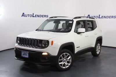 2015 Jeep Renegade (Alpine White)