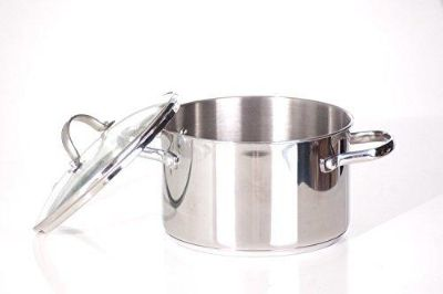 Tools Of The Trade 3 Quart Stainless Steel Soup Pot (NEW)