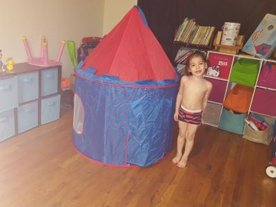 Fort Pretend Play
