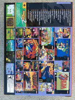 Super Nintendo NES