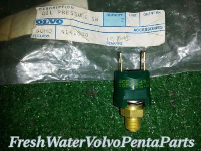 Find New Volvo Penta pressure sensor 864284-5 for Tamd 61 New old Stock motorcycle in North Port, Florida, United States, for US $42.90