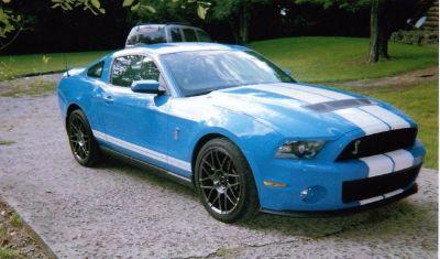2012 Ford Integra Base (Grabber Blue)