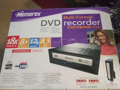 Multi recorder