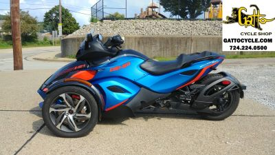 2015 Can-Am Spyder RS-S SE5 Trikes Motorcycles Tarentum, PA