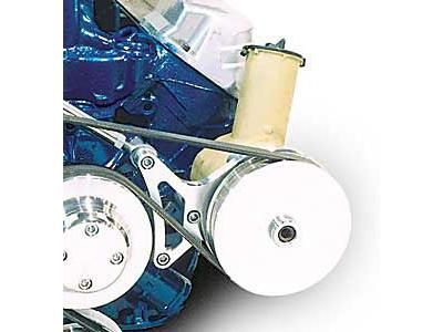 Sell March Performance 30035 Ultra Series Power Steering Bracket motorcycle in Delaware, Ohio, US, for US $114.99