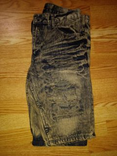 Nwot distressed Jean shorts size 36 (no actual holes)