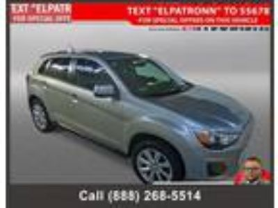 $10494.00 2015 MITSUBISHI Outlander Sport with 57958 miles!