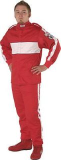 Find G-FORCE 4386XLGRD Driving Pants GF505 Triple Layer SFI 3.2A/5 X-Large Red motorcycle in Suitland, Maryland, United States, for US $144.99