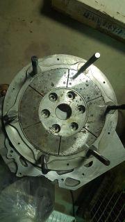 BBF Crower Flywheel