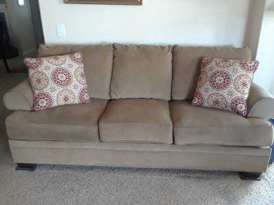 7 Foot Sofa
