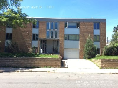 Townhouse Rental - 3512 Bryant Ave S