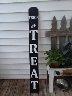 2 sided wood sign