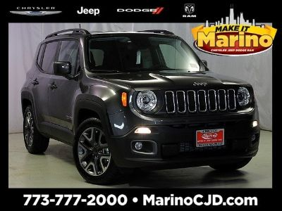 2018 Jeep Renegade Latitude (Crystal Metallic)