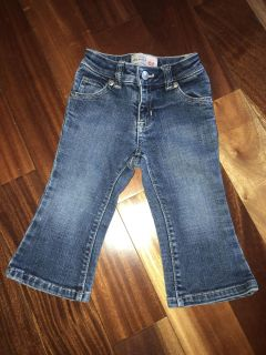 Old Navy Wide leg Jeans 12-18 mos