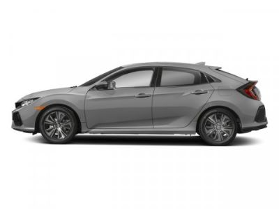 2018 Honda CIVIC HATCHBACK EX (Lunar Silver Metallic)