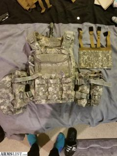 For Sale/Trade: ACU Gear