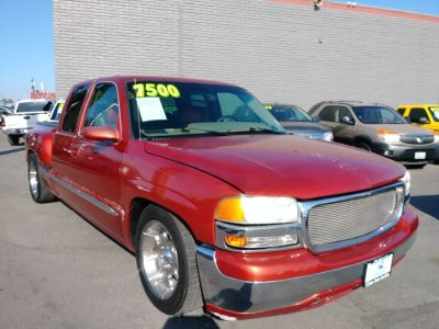 2001 GMC Sierra 1500 SL (ORANGE)