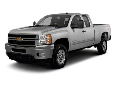 2012 Chevrolet RSX Work Truck (Silver Ice Metallic)