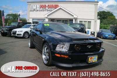 2008 Ford Mustang GT Deluxe (Black)
