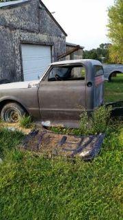 1972 Chevrolet Short Bed