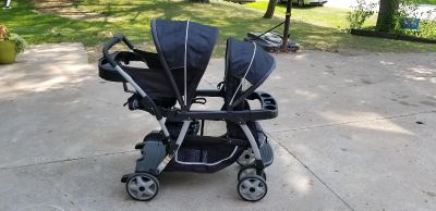 Graco Double and Sit'n'Stand