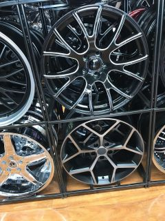 Financing rims and tires