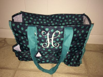 31 diaper bag/ carry all bag like new condition Thirty One