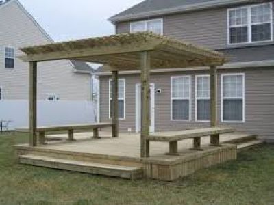 Manies Construction-Decks, Fences, Siding & More
