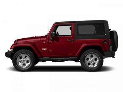 2014 Jeep Wrangler Sport (Flame Red Clearcoat)