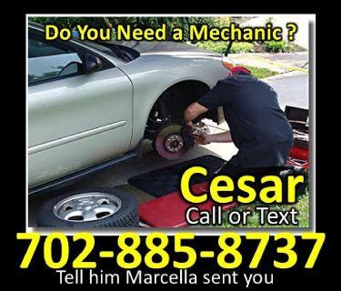 Do You Need a Mechanic ?