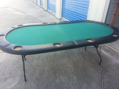 Large Folding Game Table