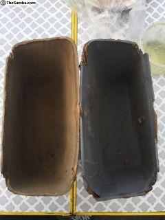 Original Oval glove boxes 53-57