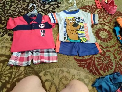 New 2 short outfits