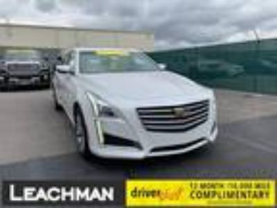 2018 Cadillac CTS 3.6L Luxury