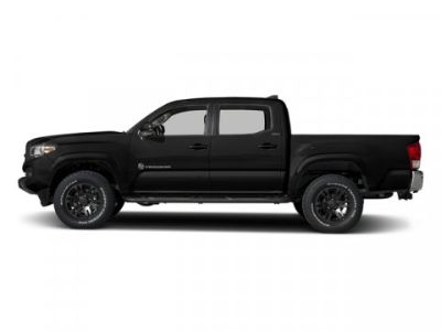 2018 Toyota Tacoma SR5 Double Cab 5' Bed V6 4x4 A (Midnight Black Metallic)